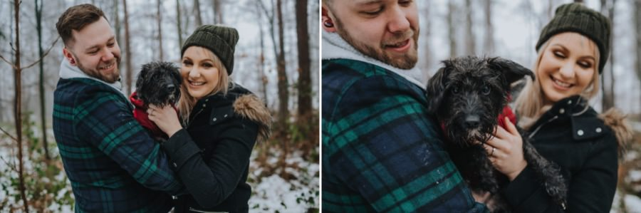 Emma & Kyle | Clumber Park Engagement shoot 13