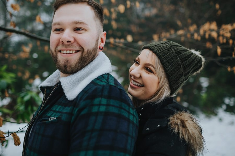 Emma & Kyle | Clumber Park Engagement shoot 16