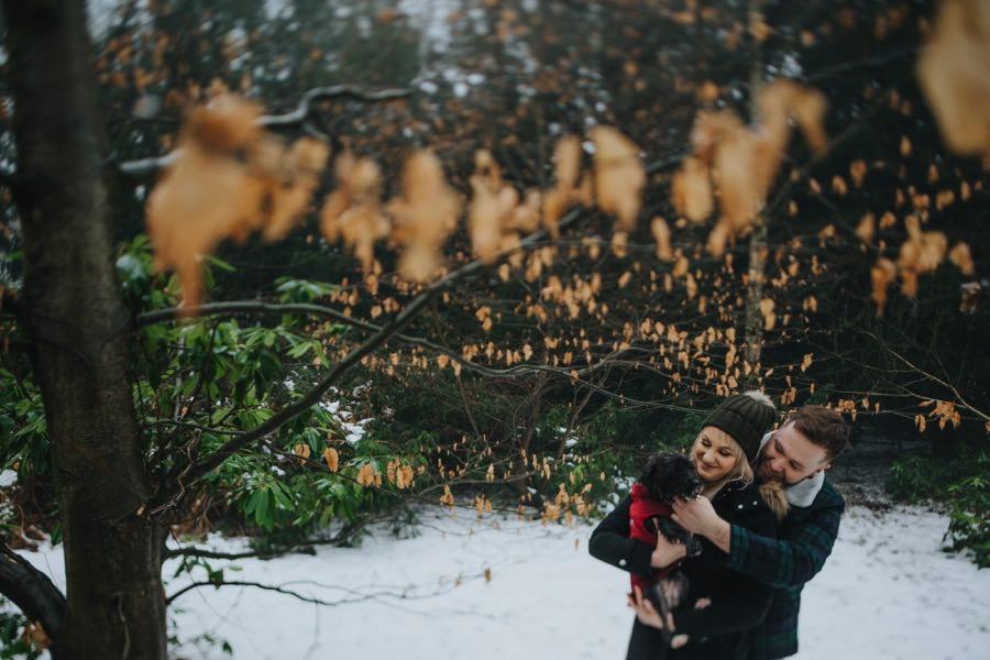 Emma & Kyle | Clumber Park Engagement shoot 63