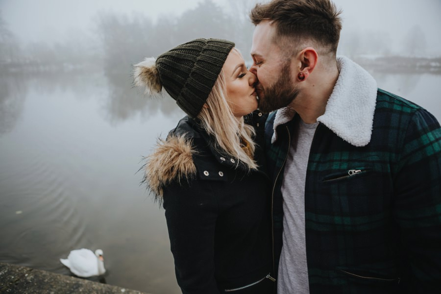 Emma & Kyle | Clumber Park Engagement shoot 68