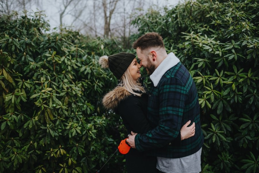 Emma & Kyle | Clumber Park Engagement shoot 28