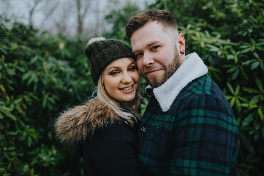 Emma & Kyle | Clumber Park Engagement shoot 29