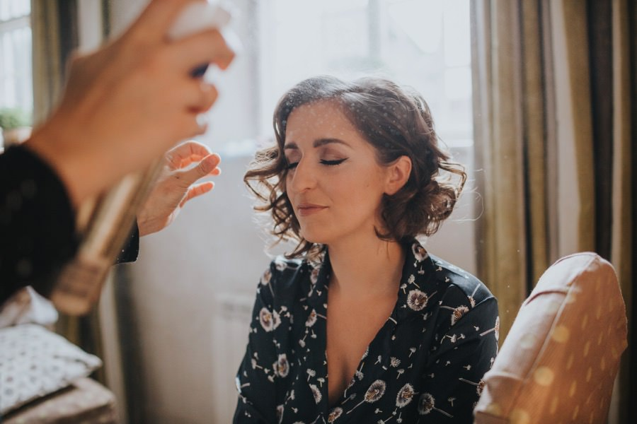 Kate & James   Combermere Abbey Wedding 7