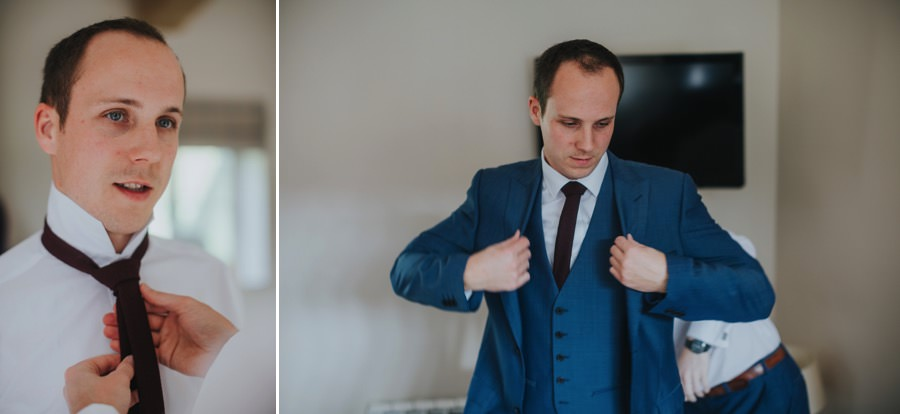 Kate & James   Combermere Abbey Wedding 14