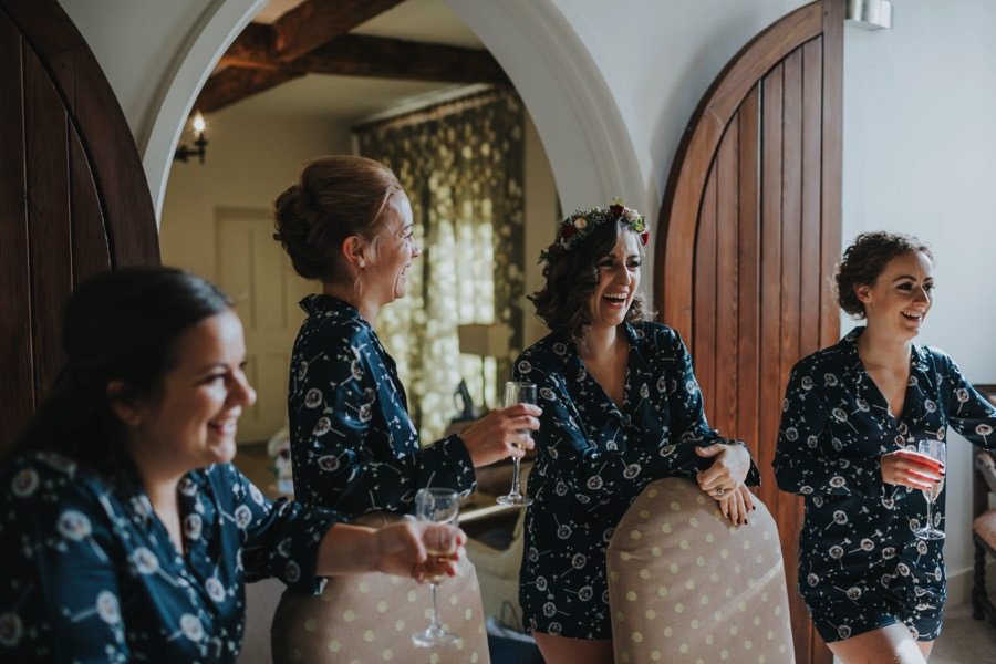 Kate & James   Combermere Abbey Wedding 19