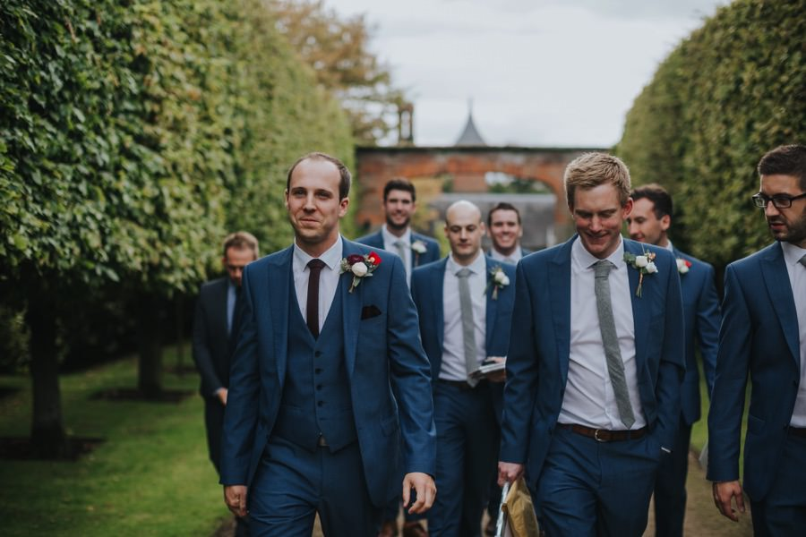 Kate & James   Combermere Abbey Wedding 20