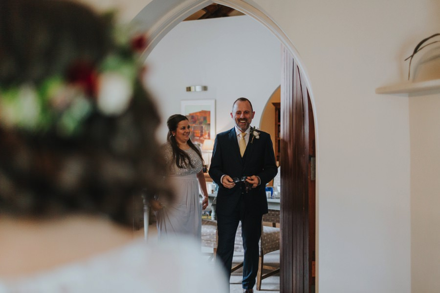 Kate & James   Combermere Abbey Wedding 24