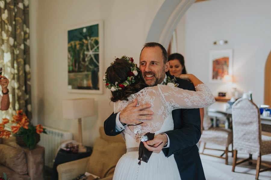 Kate & James   Combermere Abbey Wedding 25