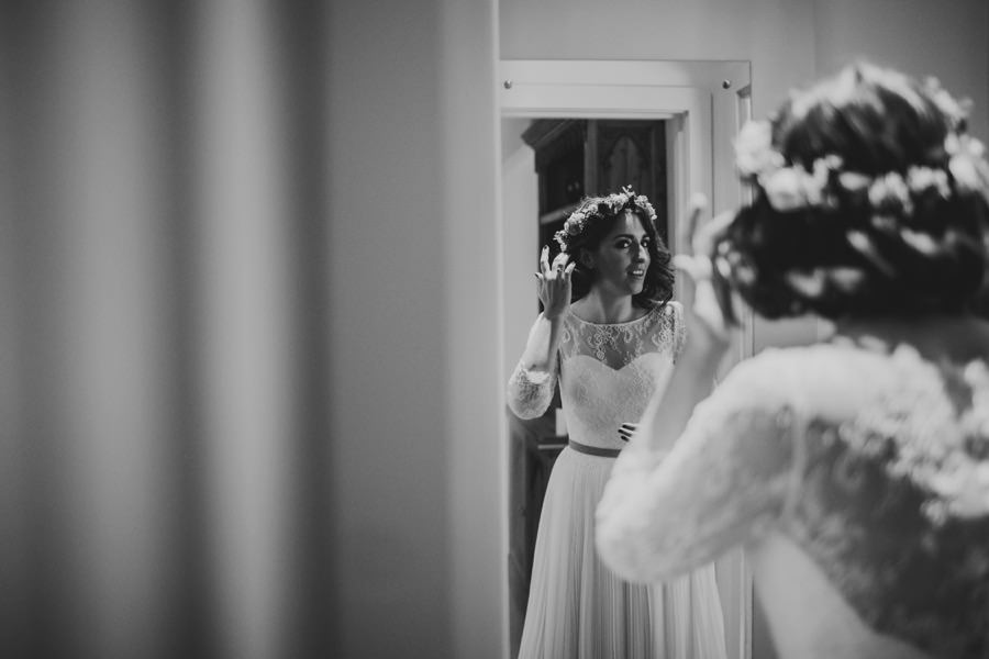 Kate & James   Combermere Abbey Wedding 26