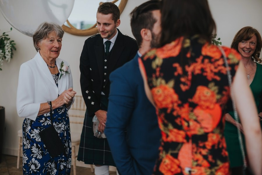 Kate & James   Combermere Abbey Wedding 29