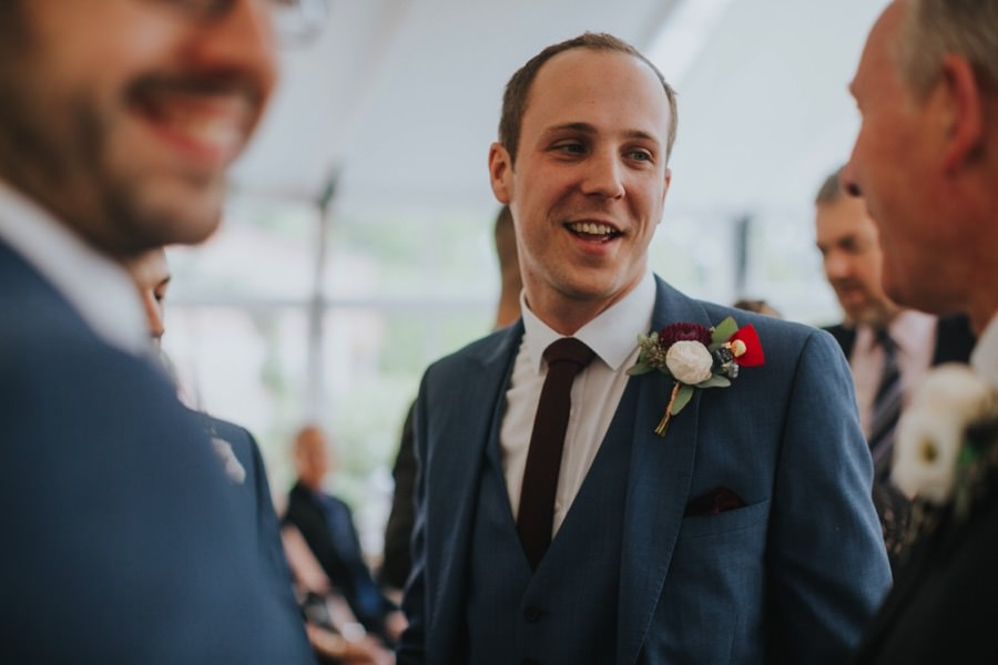 Kate & James   Combermere Abbey Wedding 31