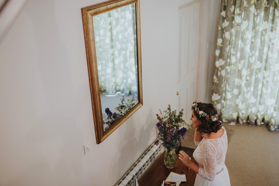 Kate & James   Combermere Abbey Wedding 33