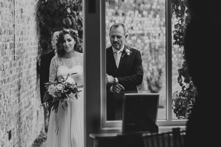 Kate & James   Combermere Abbey Wedding 39
