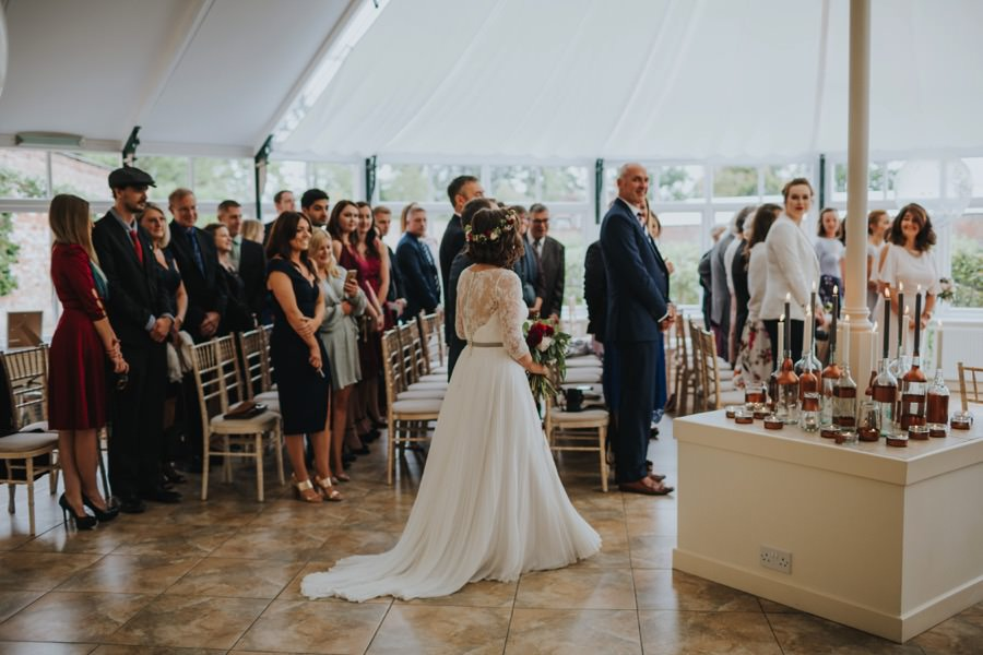 Kate & James   Combermere Abbey Wedding 40