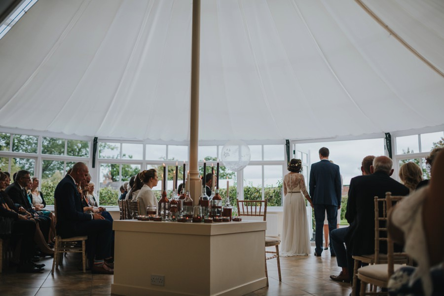 Kate & James   Combermere Abbey Wedding 43