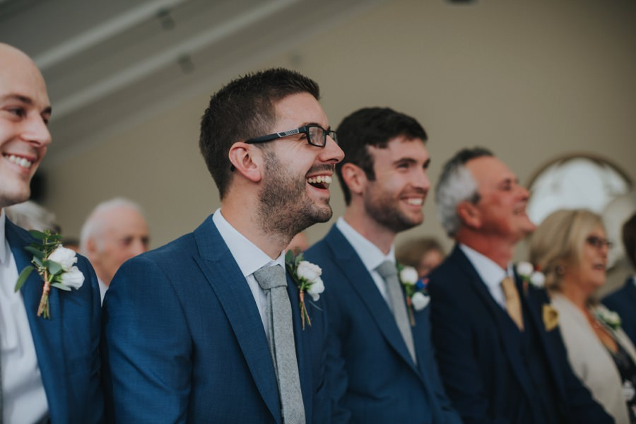 Kate & James   Combermere Abbey Wedding 45