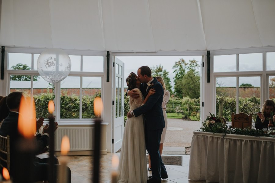 Kate & James   Combermere Abbey Wedding 47