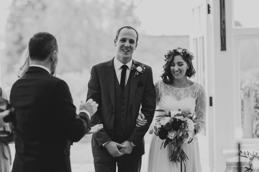 Kate & James   Combermere Abbey Wedding 49