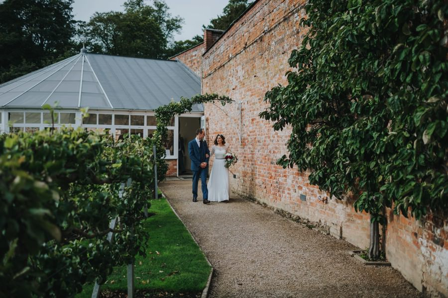 Kate & James   Combermere Abbey Wedding 52