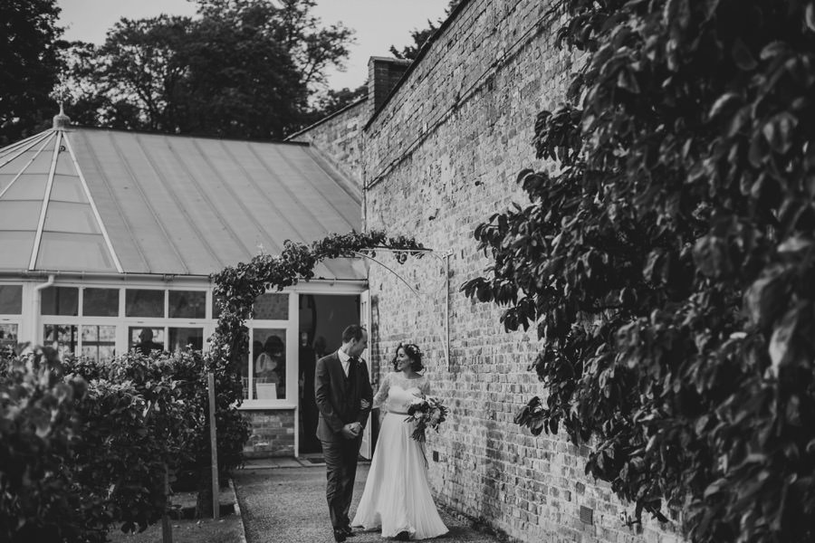 Kate & James   Combermere Abbey Wedding 53