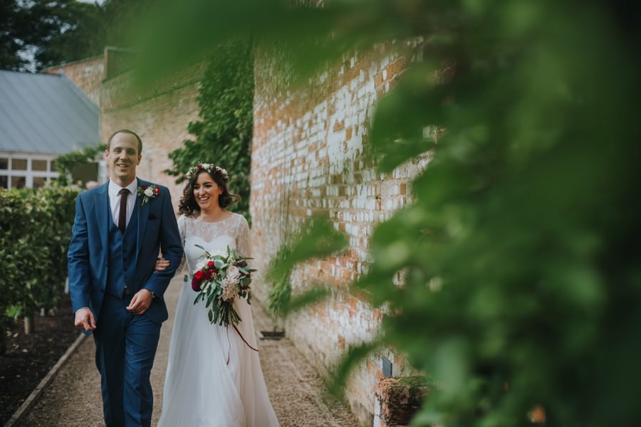 Kate & James   Combermere Abbey Wedding 54