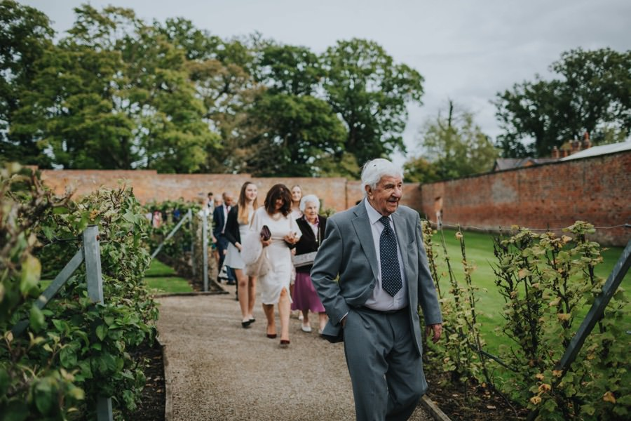 Kate & James   Combermere Abbey Wedding 55