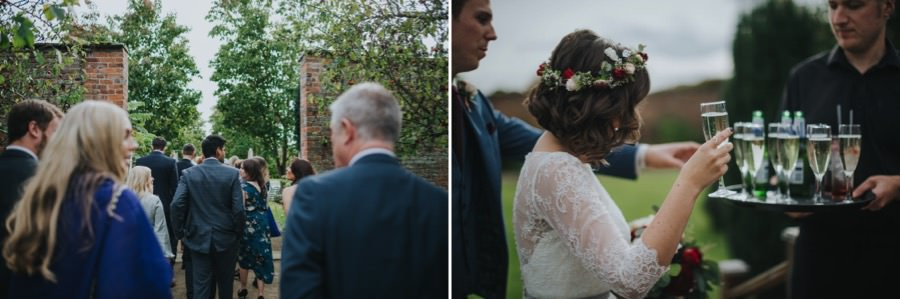 Kate & James   Combermere Abbey Wedding 56