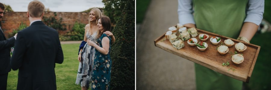 Kate & James   Combermere Abbey Wedding 58