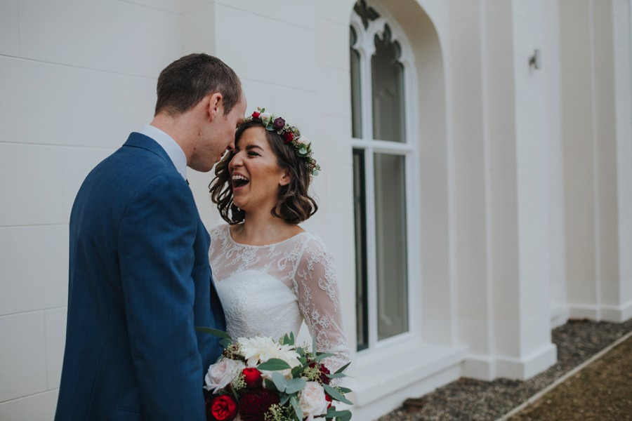 Kate & James   Combermere Abbey Wedding 63