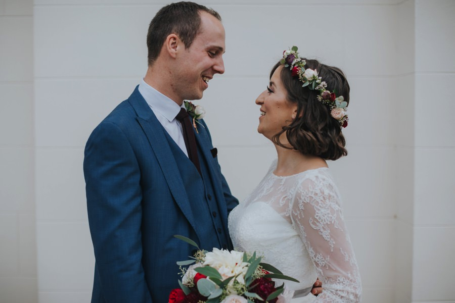 Kate & James   Combermere Abbey Wedding 64