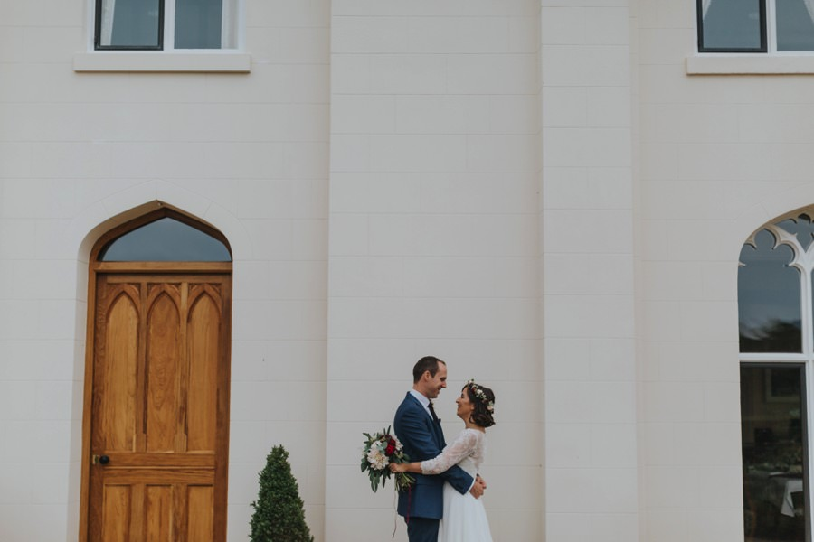 Kate & James   Combermere Abbey Wedding 65