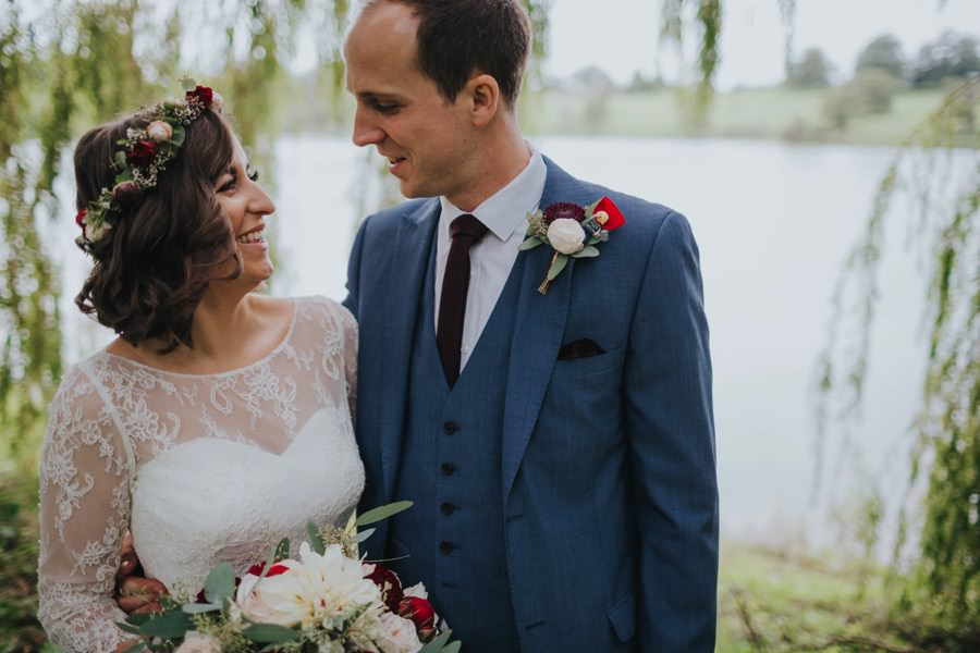 Kate & James   Combermere Abbey Wedding 66