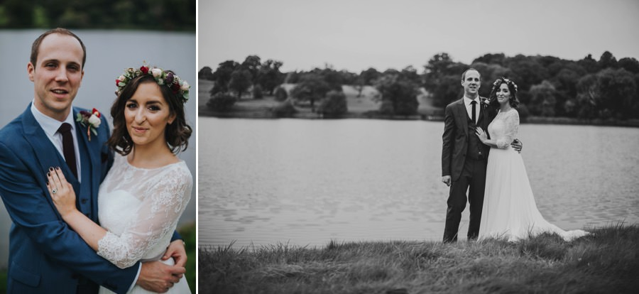 Kate & James   Combermere Abbey Wedding 68