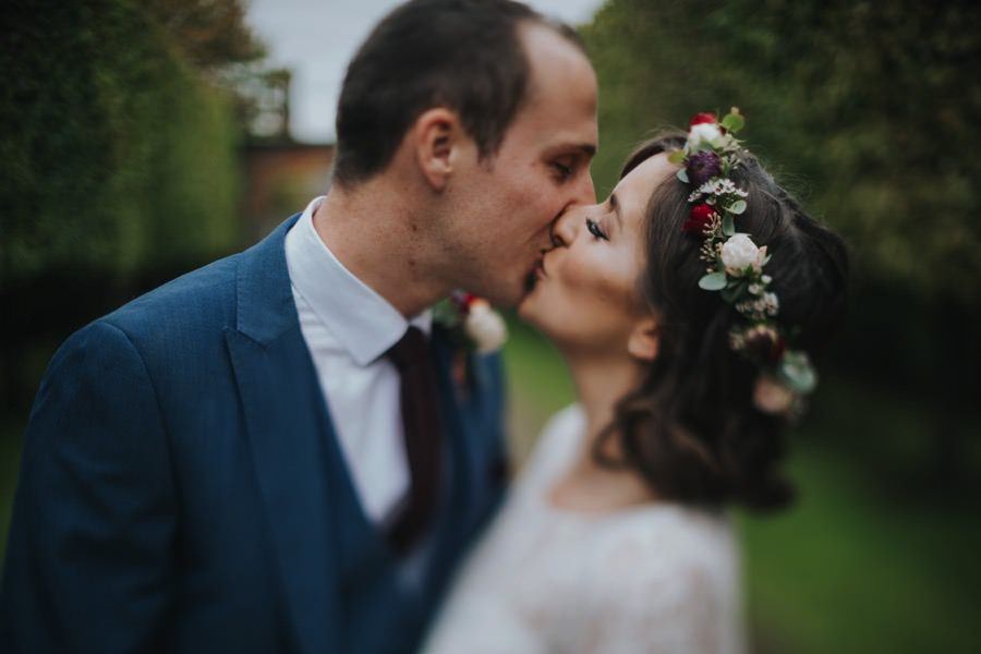 Kate & James   Combermere Abbey Wedding 78