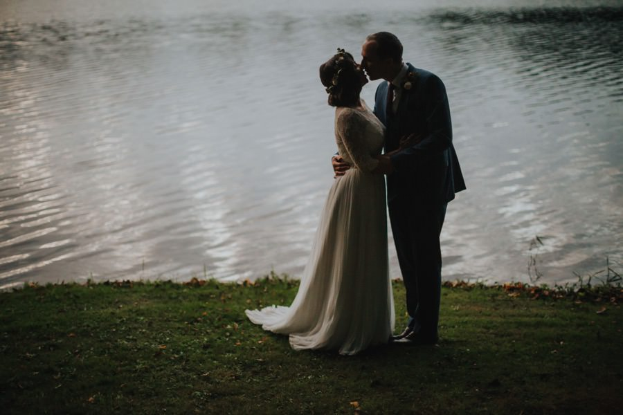 Kate & James   Combermere Abbey Wedding 82