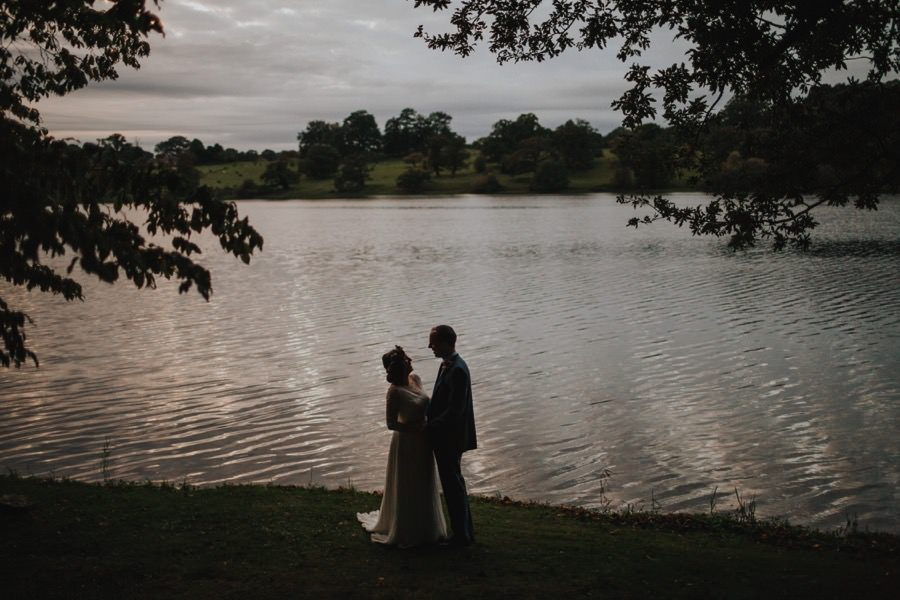 Kate & James   Combermere Abbey Wedding 83
