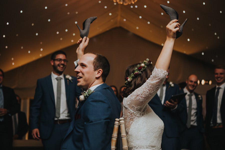 Kate & James   Combermere Abbey Wedding 86