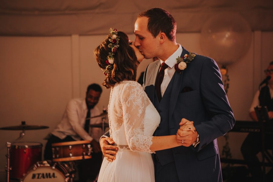 Kate & James   Combermere Abbey Wedding 88