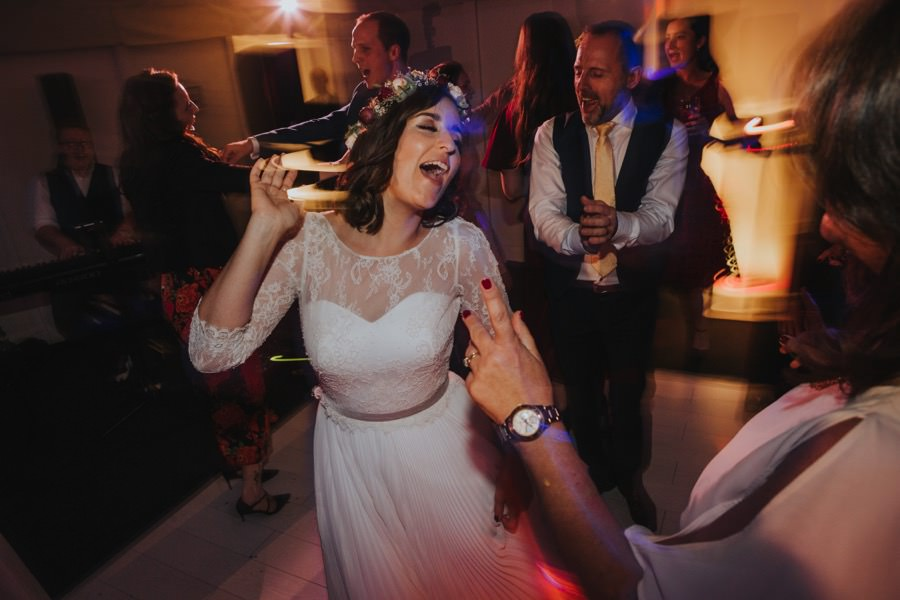 Kate & James   Combermere Abbey Wedding 90