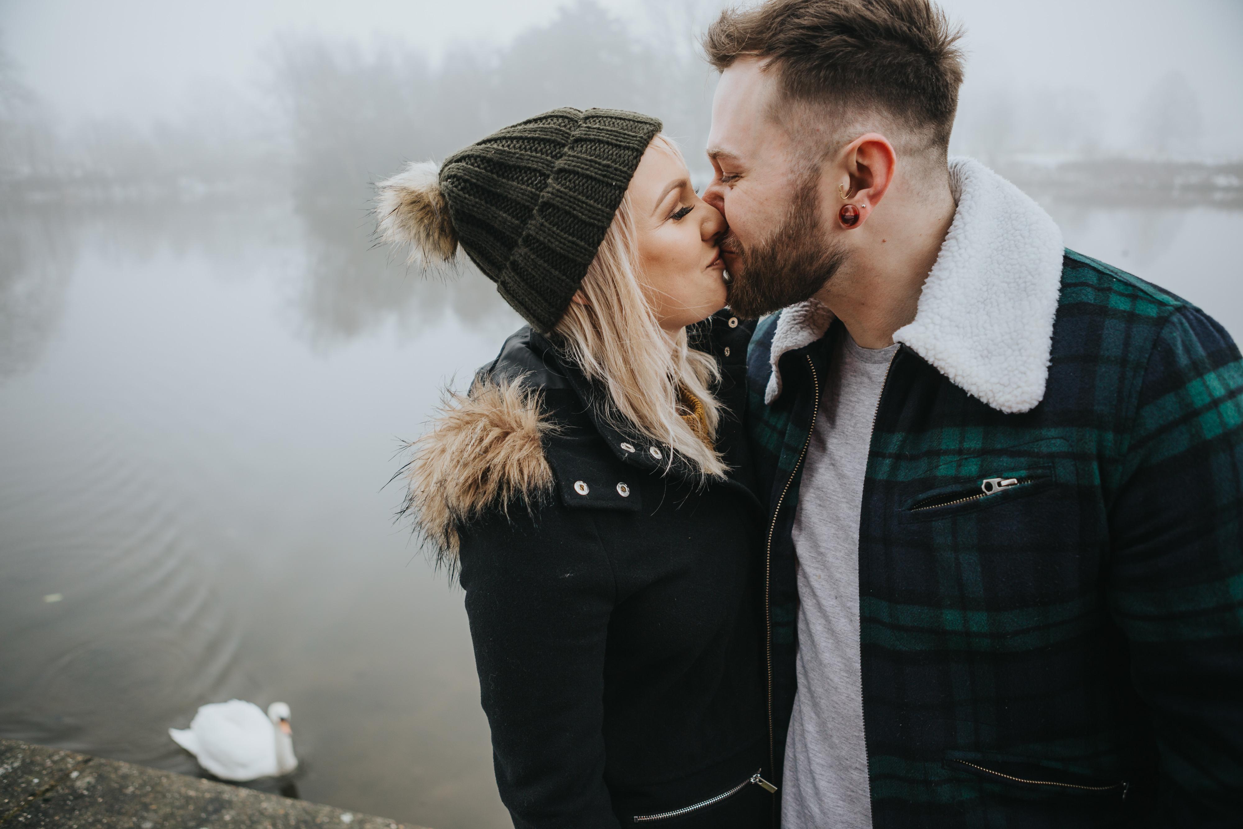Emma & Kyle | Clumber Park Engagement shoot 86