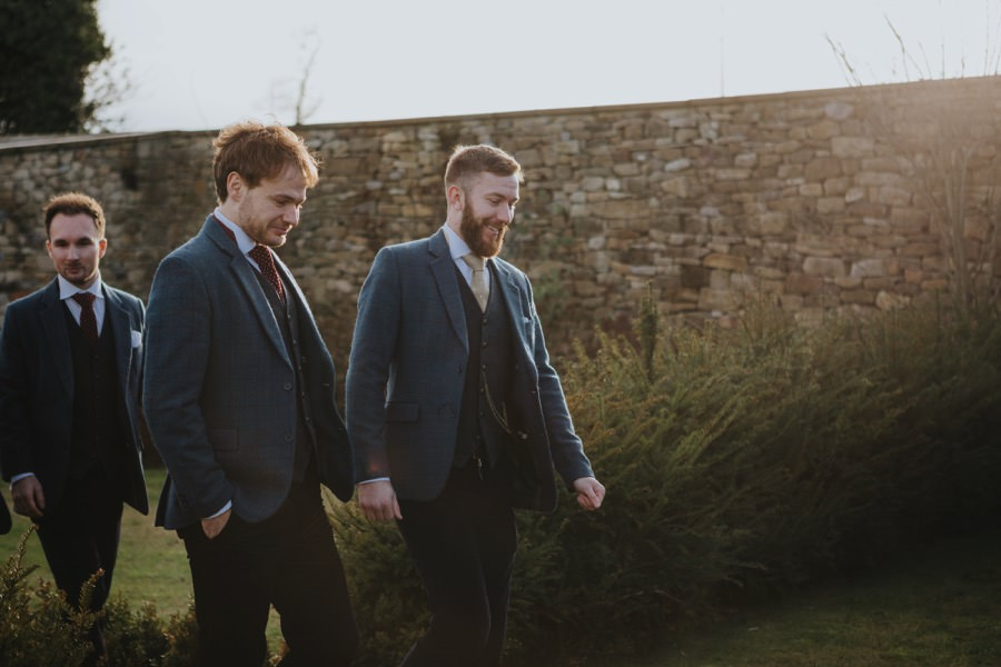 Amie & James | Yorkshire wedding barn 26