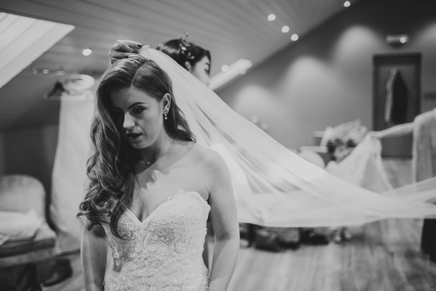 Amie & James | Yorkshire wedding barn 34