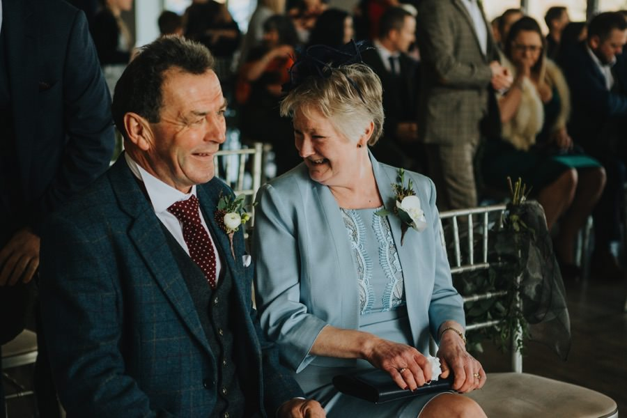 Amie & James | Yorkshire wedding barn 38