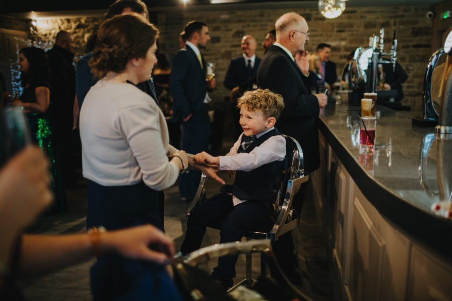 Amie & James | Yorkshire wedding barn 66