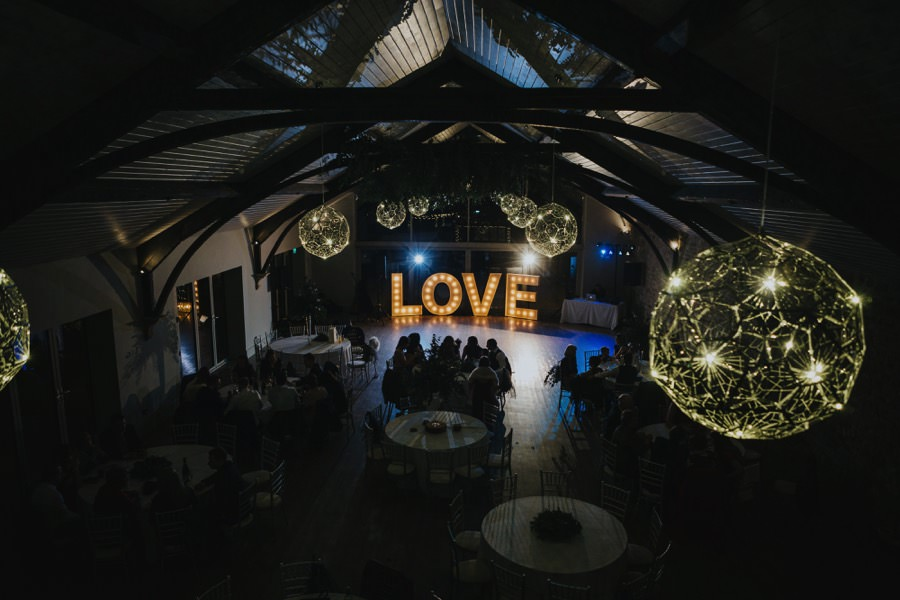 Amie & James | Yorkshire wedding barn 79