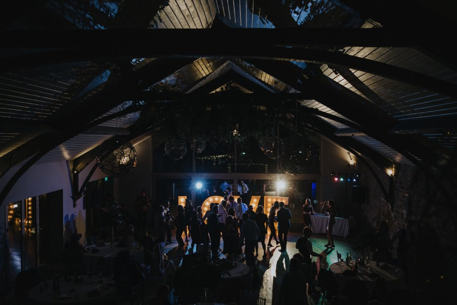 Amie & James | Yorkshire wedding barn 87