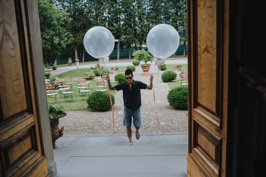 Nicola & Mike | Tuscany Wedding 13