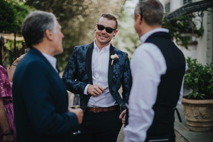 Nicola & Mike | Tuscany Wedding 35