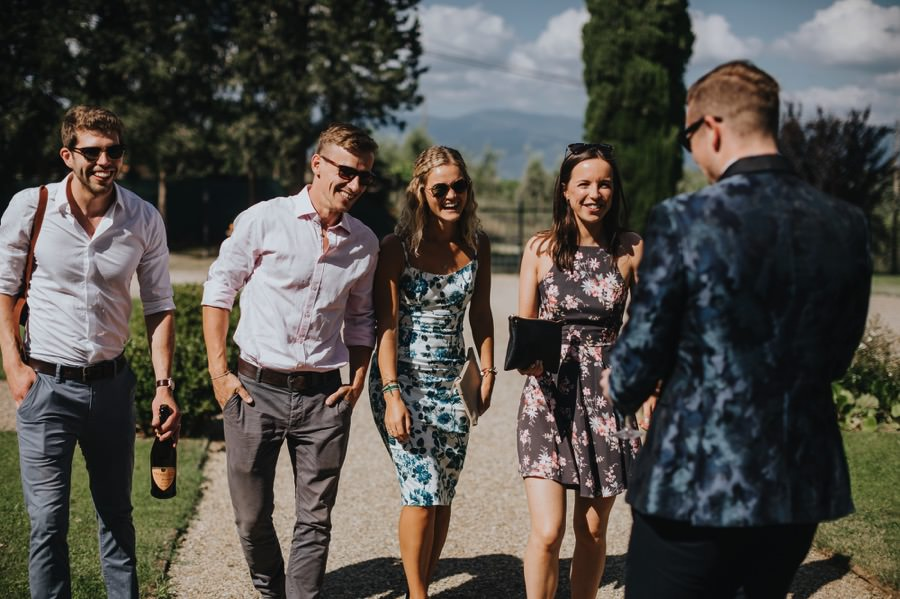 Nicola & Mike | Tuscany Wedding 48