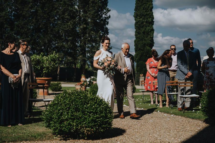 Nicola & Mike | Tuscany Wedding 54